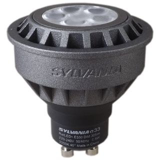 Sylvania 6.5W GU10 LED 3000K Dimmable