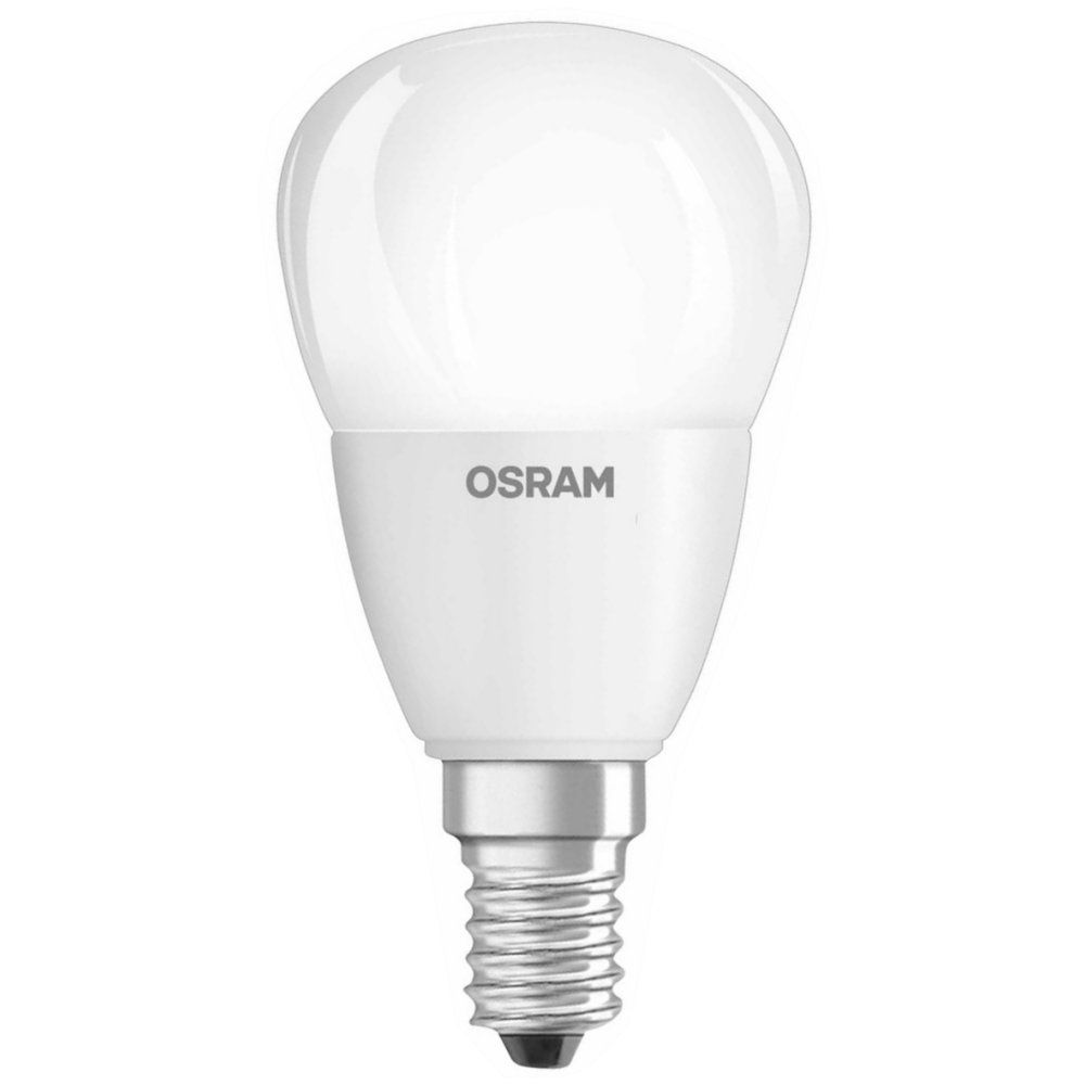 Osram Parathom Led Golfball Frosted 5 4w 470lm Ses 2700k