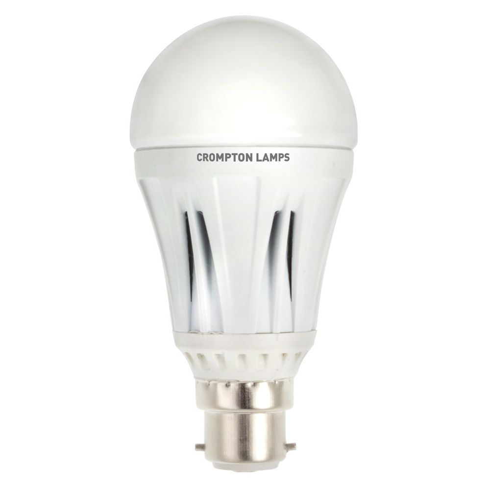 Non Dimmable Led 12w Gls Daylight Bc Opal