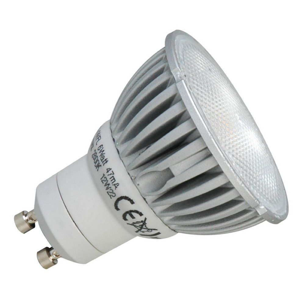 141401 6w dimmable gu10 led warm white Led bulbs