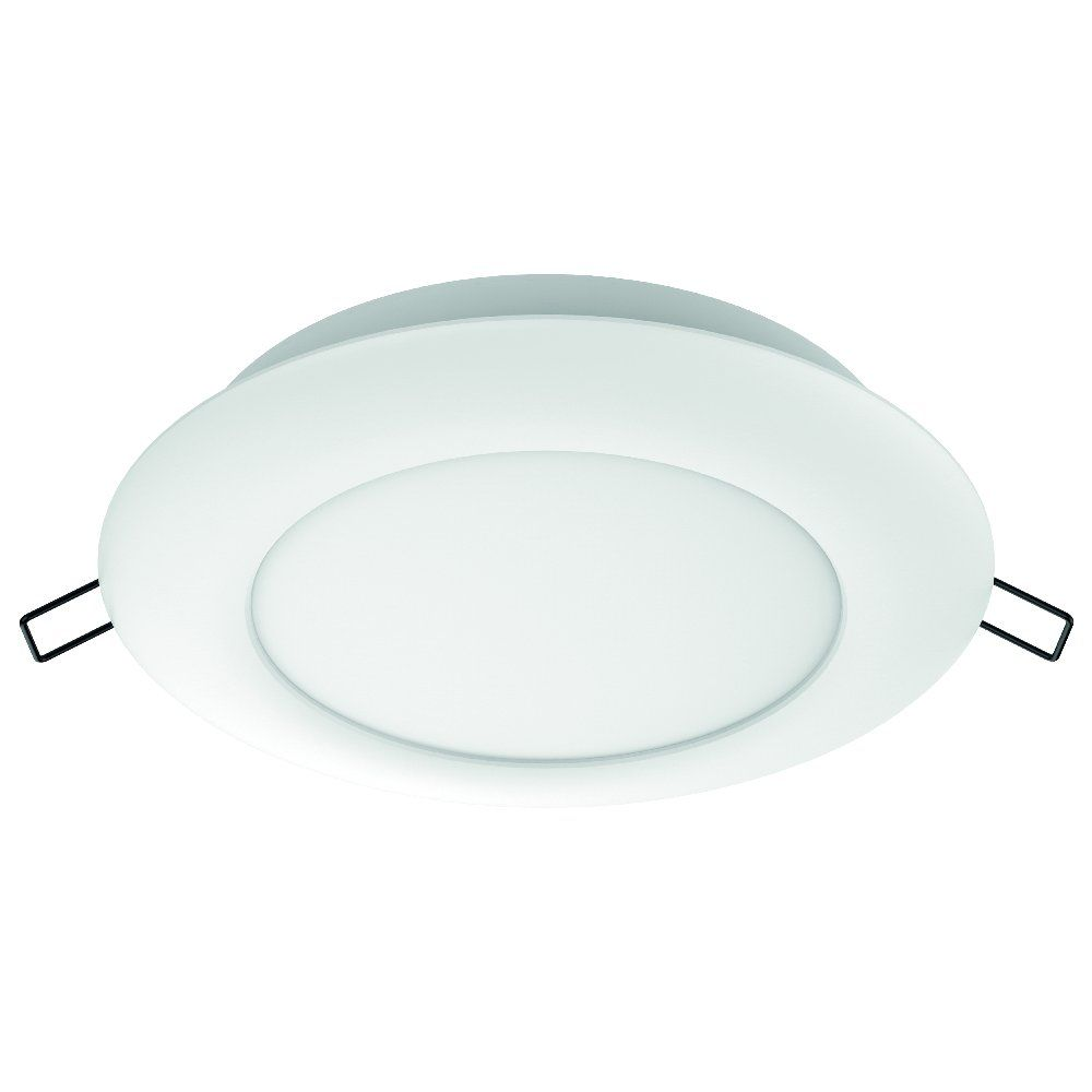 the latest 958d8 07ee5 Round Panel Downlight 6W Warm White 100mm Cut Out