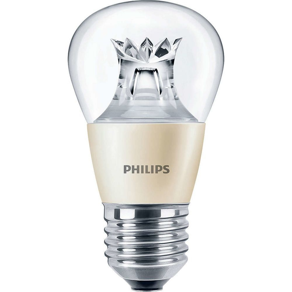 philips diamond spark led 6w dimmable golf ball e27 2700k 45360500. Black Bedroom Furniture Sets. Home Design Ideas