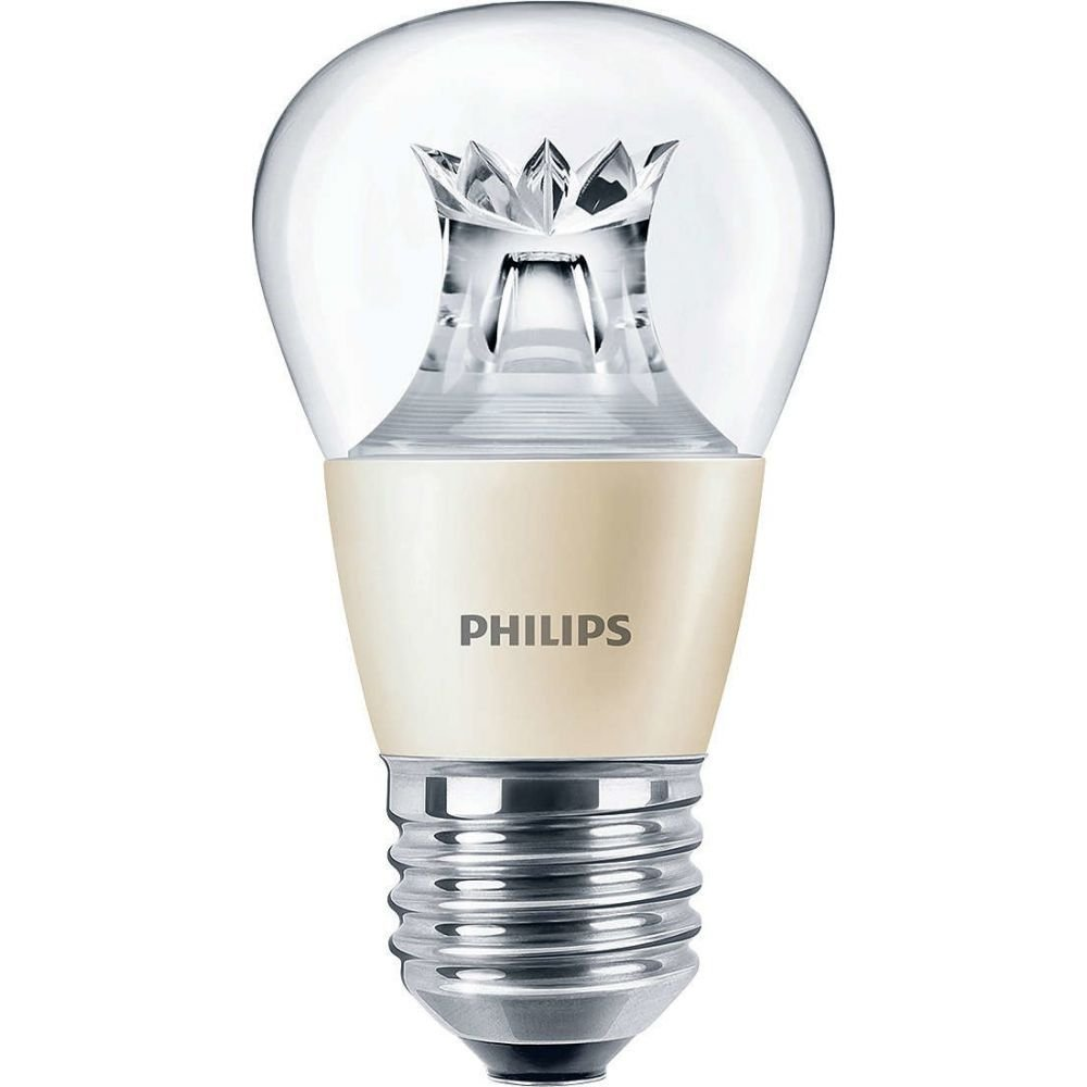 philips diamond spark led 6w dimmable golf ball e27 2700k. Black Bedroom Furniture Sets. Home Design Ideas