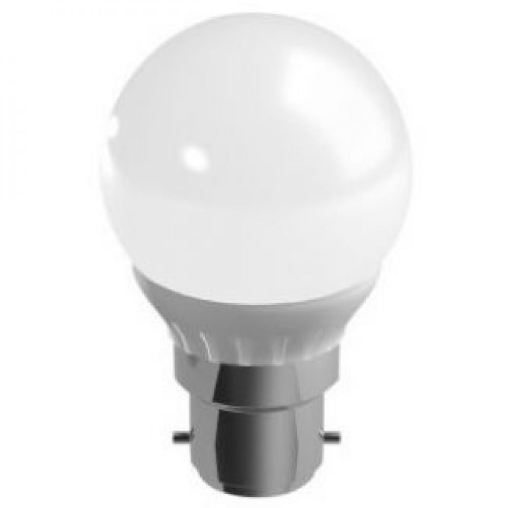 S8101 3 5 Watt 25 Watt Bc B22mm Golfball Led Light Bulb