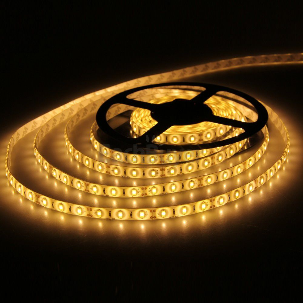 lst65ww led 5 metre reel of flexible led strip ip65 in warm white. Black Bedroom Furniture Sets. Home Design Ideas