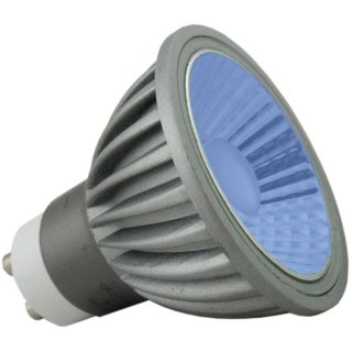 Deltech High Power LED 6W Dimmable GU10 BLUE Spotlight bulb