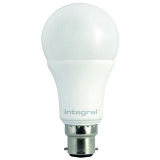 Integral LED Classic Globe (GLS) 8.5W (60W) 2700K 806lm B22 Dimmable