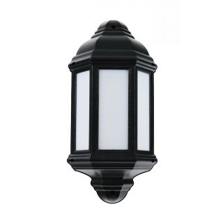 Leyton Lighting Argyll LED Outdoor Light (black)
