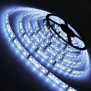 Deltech LST65CW LED 5 Metre Reel of Flexible LED Strip IP65 Cool White